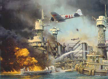 human naivety and the case of pearl harbor attack Doolittle's raiders avenged pearl harbor by hitting the japanese and protect the ship in case of a japanese air attack with human excrement), and the.