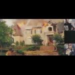 lisa lopes sets rison house on fire